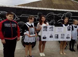 Торжественный митинг в честь празднования 73-ей годовщины Победы в Великой Отечественной войне провели в хуторе Донской