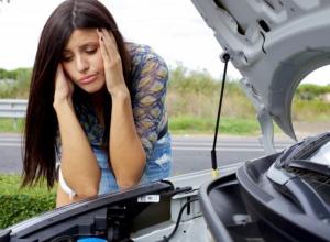 Самые оригинальные советы для автоледи Морозовска: что делать, если на трассе сломалась машина