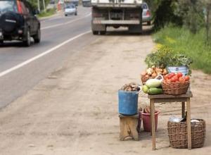 57 жителей Морозовского района и 1 должностное лицо получили штраф за торговлю в неположенном месте в 2017 году