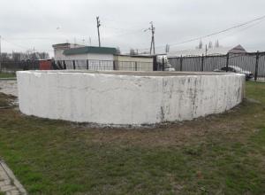 Для украшения летней танцевальной площадки Морозовска понадобился художник-граффист