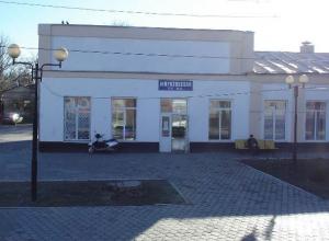 Снесенный в 1976 году дом на улице Жукова в Морозовске оказался старше железной дороги