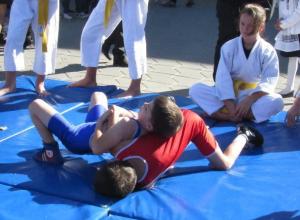 Юные спортсмены и артисты показали класс в центре Морозовска