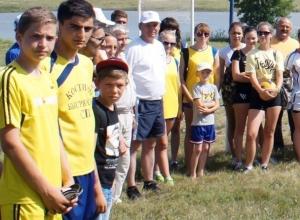 Обладателем молодежного кубка в сильную жару стала сборная Костино-Быстрянского сельского поселения