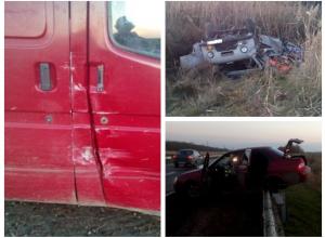 Трасса Морозовск-Цимлянск: виновник аварии попытался переложить вину на потерпевших