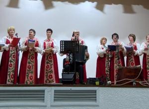 Хор ветеранов Морозовска спел любимые песни для подтверждения звания «Народный»