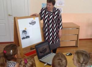 Письмо в редакцию: Собранный на детские деньги танк «Малютка» впечатлил воспитанников детского сада № 3 в Морозовске