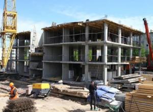 Строительство жилья запланировали для Морозовска