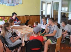 Ребята из хутора Вишневка совершили увлекательное путешествие по миру сказок