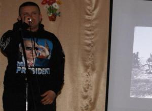 Двух гостей из Морозовска тепло приняли на мероприятии в Вознесенском доме культуры
