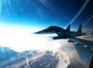 Су-34 из Морозовска напугали жителей Бурятии ужасным шумом в небе
