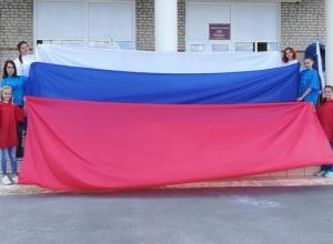 Весело и зрелищно отпраздновали День России в Вознесенском сельском поселении