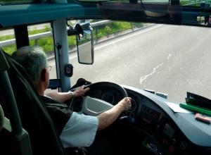 Повышение пенсионного возраста может сильно сказаться на безопасности автобусных перевозок