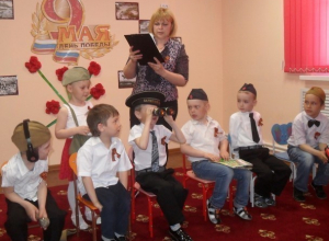 Письмо в редакцию: Дети возложили венок памяти и поиграли в солдат в хуторе Морозов