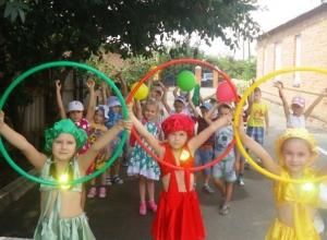 Письмо в редакцию: Август был объявлен месяцем Дорожной безопасности в Детском саду №3
