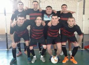 Морозовчане выиграли зональный турнир чемпионата Ростовской области в слободе Кашары