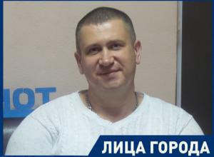Мечтаю, чтобы сын вырос достойным человеком гражданином своей Родины, - морозовчанин Андрей Санжара