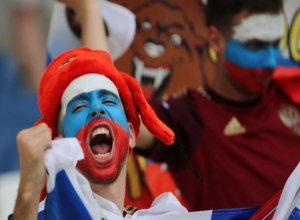 Морозовчан впервые пригласили на открытый массовый просмотр 1/4 финала чемпионата мира