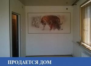 Продается квартира с натяжным потолком в тихом экологически чистом районе Морозовска