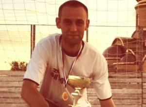 Футболист из ФК «Морозовск» стал членом молодежного парламента