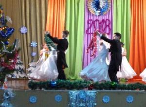 Новогодний концерт устроили для родителей в доме детского творчества Морозовска