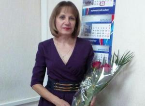 Ирину Ткачеву поздравляют с Днем рождения