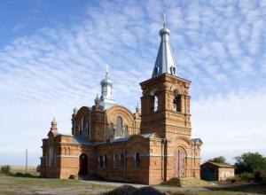 О храме во имя Рождества Пресвятой Богородицы в Морозовском районе