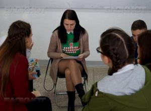 Первый в Морозовске форум для волонтеров прошел под названием «Разумные инициативы»