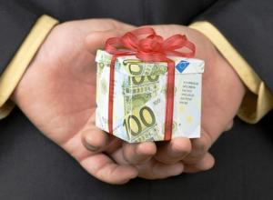Чиновникам в Морозовске запретили получать новогодние подарки