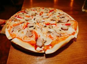 Пиццу в Морозовске можно заказать на дом