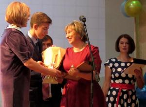 Большой праздник организовали в Морозовске ко Дню учителя