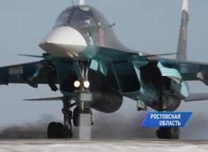 Истребители и бомбардировщики сажали прямо на шоссе в Морозовском районе