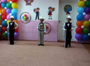 Незабываемый выпускной под названием «Вот это кино!!!» прошел для воспитанников детского сада «Светлячок»