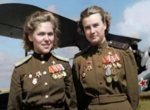 Героических женщин-военнослужащих Южного военного округа знал весь фронт, - Марина Ефимова