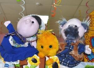 Письмо в редакцию: Кукольный театр устроили в детском саду