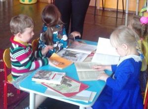 Письмо в редакцию: В хуторе Морозов детям почитали о войне