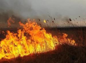 Осторожно! В Морозовском районе два дня будет чрезвычайная пожароопасность