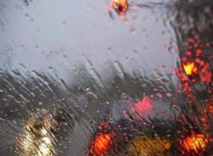 Водителей призвали к осторожности с сложных погодных условиях
