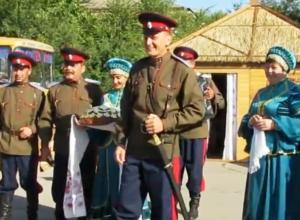 Появились видео праздника в честь 80-летия Ростовской области в Морозовске