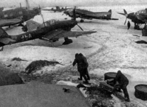 Вопрос-ответ: Гарнизон войск Вермахта во время оккупации в Морозовске был совсем небольшой?