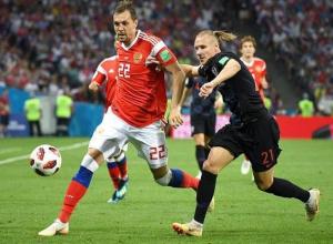 Промах Фернандеса оказался роковым, - эксперт из Морозовска о победе хорватов над сборной России