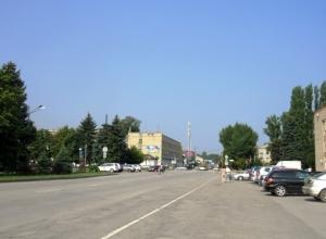 Блеск и нищета Морозовска: центральная площадь