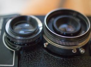 «Любитель 166в» стал самой оригинальной камерой на выставке в краеведческом музее Морозовска