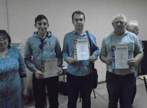 Шахматисты Морозовска вновь порадовали блестящими победами