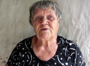 В войну и то лучше жили - в хуторе Покровский Морозовского района старики два года сидят без хлеба