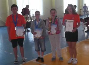 Морозовский клуб «Спутник» оказался на втором месте в областных соревнованиях