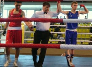 Боксер из Морозовска оказался в числе лучших на всероссийском турнире в Элисте