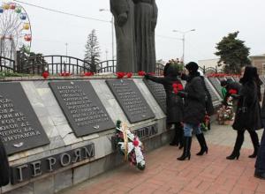 75-ю годовщину освобождения Морозовска отметили митингом на центральной площади города