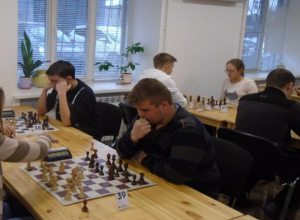 Морозовчане в финальном марафоне Гран-при уступили лишь маститым шахматистам