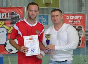 Команда МАПТа с боем выиграла кубок Морозовского района