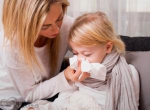 Гриппа в Морозовске нет, - главврач сообщила, что температура «под 40» и сопли у детей - это ОРВИ